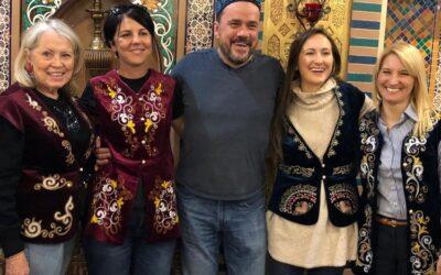 FIRST EVER LYNC' WOMEN DELEGATION TRIP TO KAZAKHSTAN